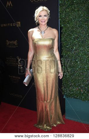 LOS ANGELES - May 1: Katherine Kelly Lang at The 43rd Daytime Emmy Awards Gala at the Westin Bonaventure Hotel on May 1, 2016 in Los Angeles, California