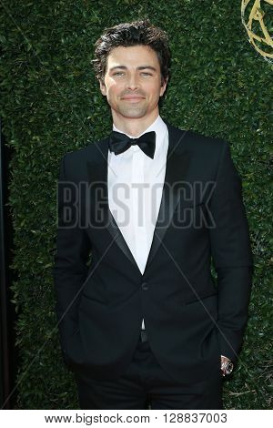 LOS ANGELES - May 1: Matt Cohen at The 43rd Daytime Emmy Awards Gala at the Westin Bonaventure Hotel on May 1, 2016 in Los Angeles, California
