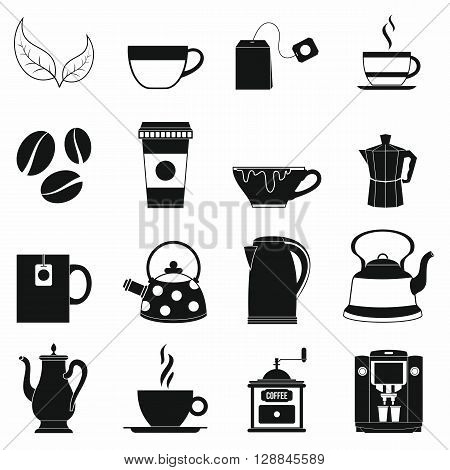 Tea and Coffee Icons set. Tea and Coffee Icons. Tea and Coffee Icons art. Tea and Coffee Icons web. Tea and Coffee set. Tea and Coffee set art. Tea and Coffee set web. Tea and Coffee set new