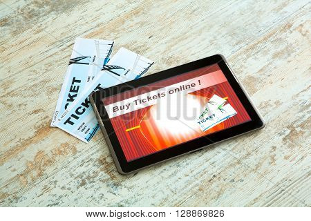 Buy cinema Tickets online with your mobile device or Tablet PC.