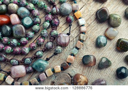 Beautiful Semiprecious Stone