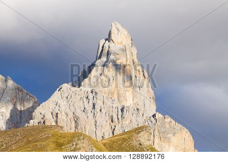 High Mountain Detail