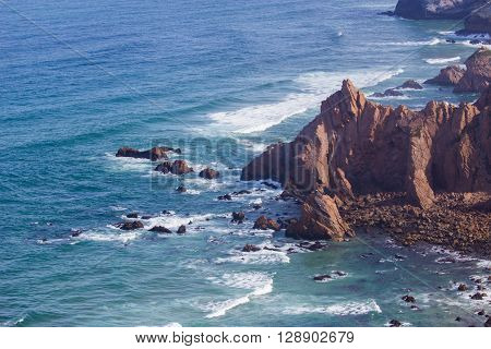 Cliffs At Cabo Da Roca
