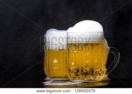 Pair Of Beer