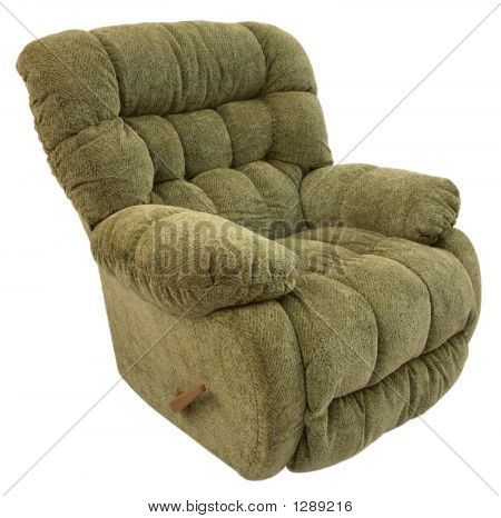 Big And Plush Rocker Recliner