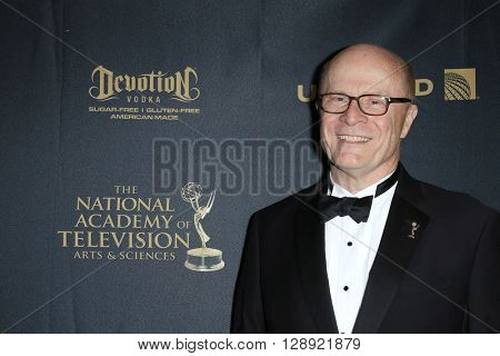 LOS ANGELES - May 1: Charles L Dages at The 43rd Daytime Emmy Awards Gala at the Westin Bonaventure Hotel on May 1, 2016 in Los Angeles, California