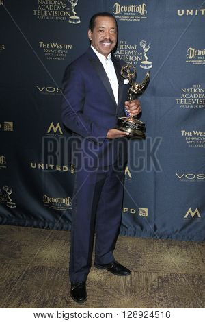 LOS ANGELES - May 1: Outstanding Guest Performer in a Drama Series, Obba Babatunde at The 43rd Daytime Emmy Awards Gala at the Westin Bonaventure Hotel on May 1, 2016 in Los Angeles, California