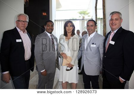 PALM SPRINGS - APR 27: Linda Gray at a cultivation event for The Actors Fund at a private residence on April 27, 2016 in Palm Springs, California