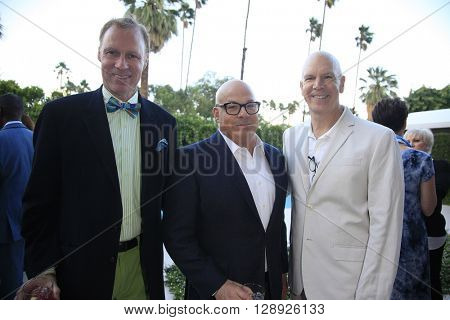 PALM SPRINGS - APR 27: Peter Mahler at a cultivation event for The Actors Fund at a private residence on April 27, 2016 in Palm Springs, California
