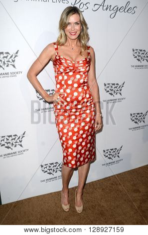 LOS ANGELES - MAY 7:  Kathy Freston at the Humane Society Of The United States LA Gala at the Paramount Studios on May 7, 2016 in Los Angeles, CA