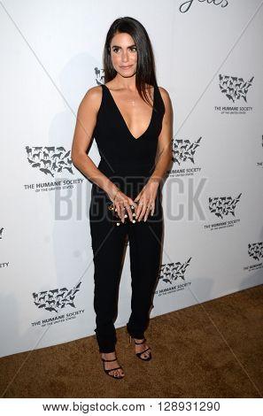 LOS ANGELES - MAY 7:  Nikki Reed at the Humane Society Of The United States LA Gala at the Paramount Studios on May 7, 2016 in Los Angeles, CA