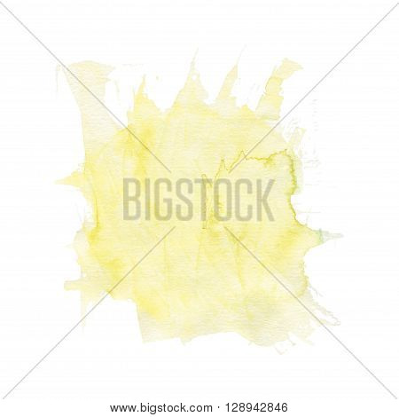 Abstract Watercolor Background For Greeting Cards