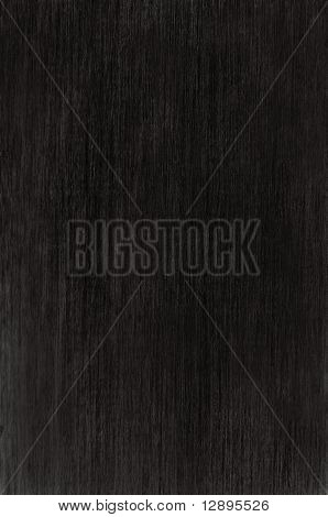 Real black table wood texture