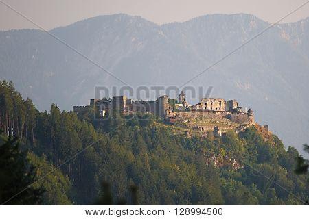 Landskron castle near Villach, Austria