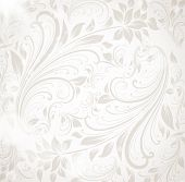 stock photo of swirly  - Seamless Wallpaper - JPG