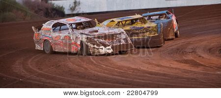Late Model Race Cars