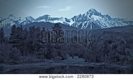 Mt Sneffels, Selenium
