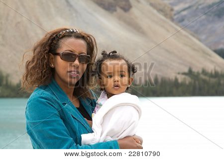 Mother And Daugher