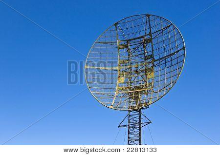 Estação de radar militar