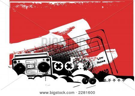 Boombox .