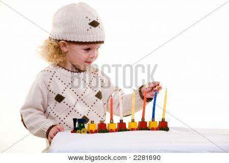 Jewish Child