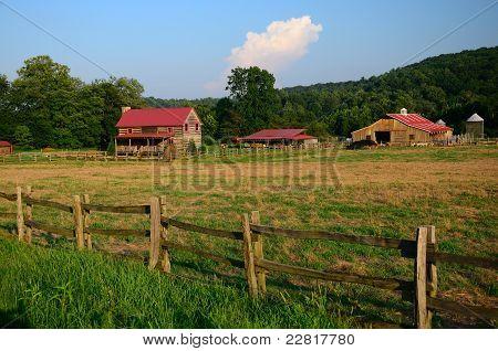 Rustic Farm