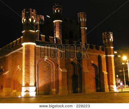 Royal Gates In Kaliningrad