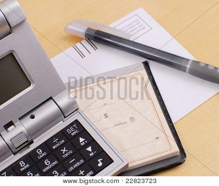 Zahlungen per Post