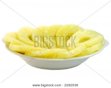 Pineapple On Dish 2