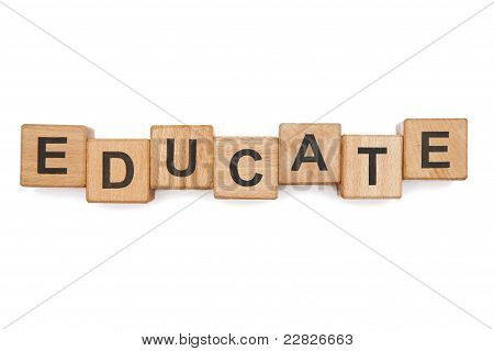 Educational blocks
