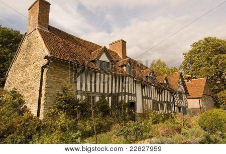 Palmer's Farmhouse, Wilmcote, Warwickshire