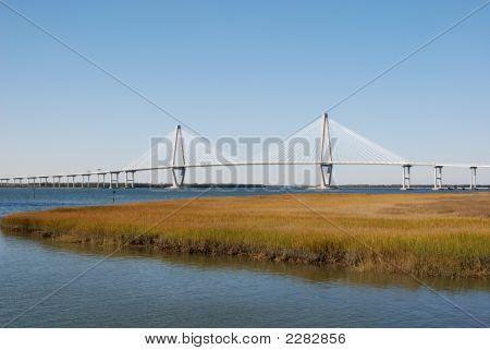 Bridge Over Harbor