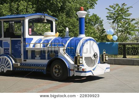 children's locomotive