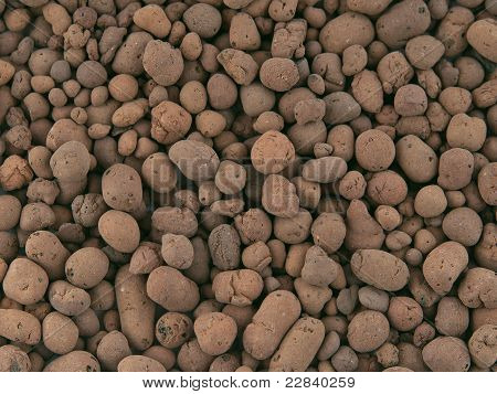 Background Texture Of Stone Gravel