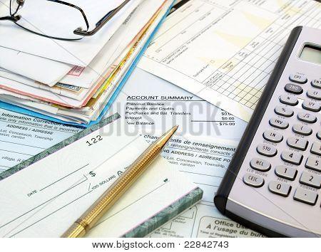 Pagar las facturas