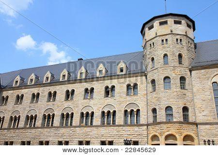 Castle In Poznan