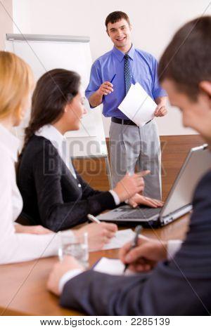 Seminario de negocios