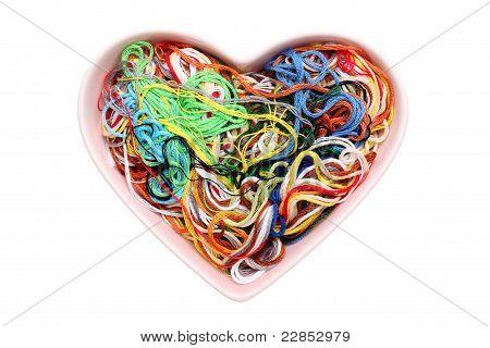 Entangled threads