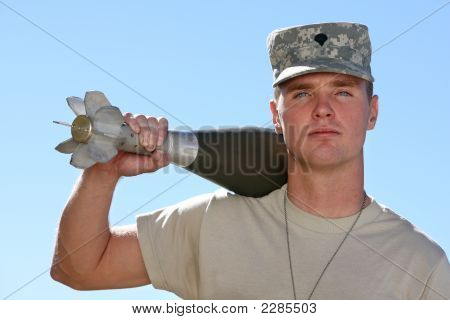 American Soldier