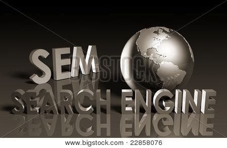 Search Engine Marketing SEM Ranking as Concept