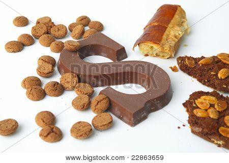Dutch Sweets For Saint Nicholas