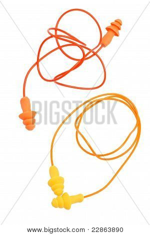 Rubber Earplugs