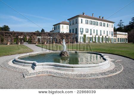 Villa Panza, Italy