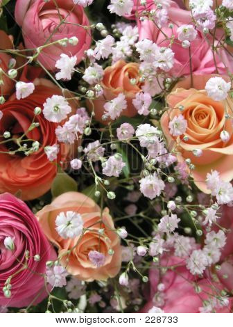Wonderful Wedding Bouquet