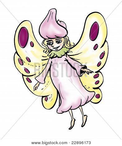 Flower Fairy Godmother