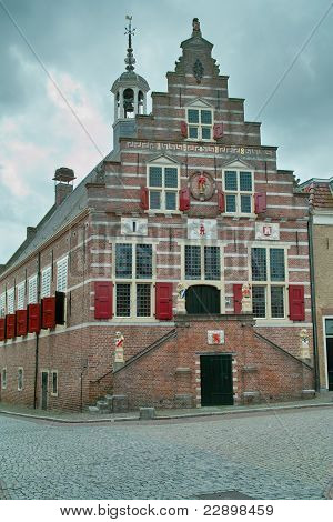City-hall Oudewater