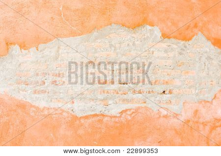 Orange Brick Walls