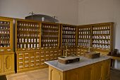Medieval Pharmacy poster