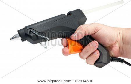 Elektrische Heißklebepistole
