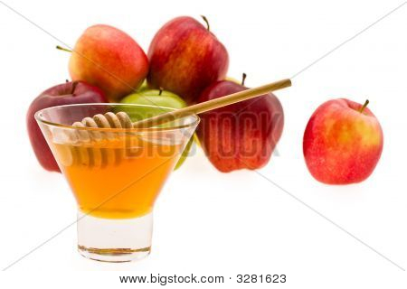 Honey And Apple